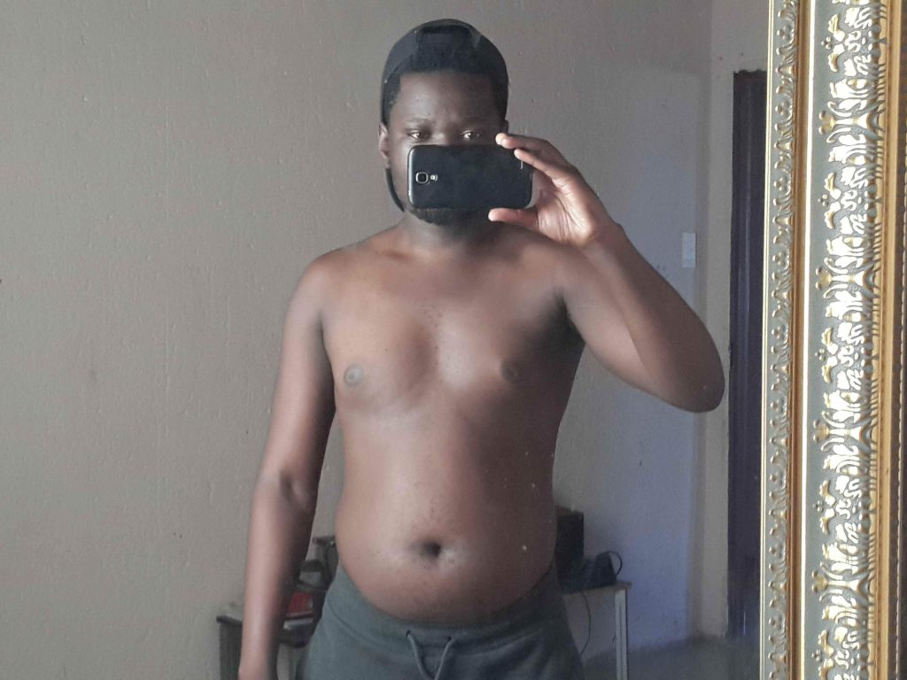 After The Weight Gain
